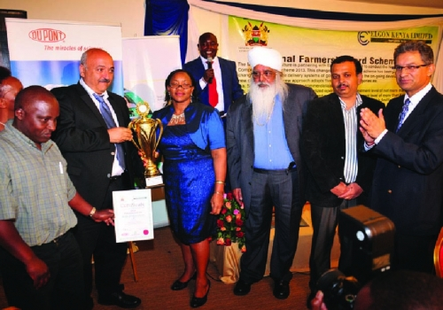 2013- 2018 farmers awards